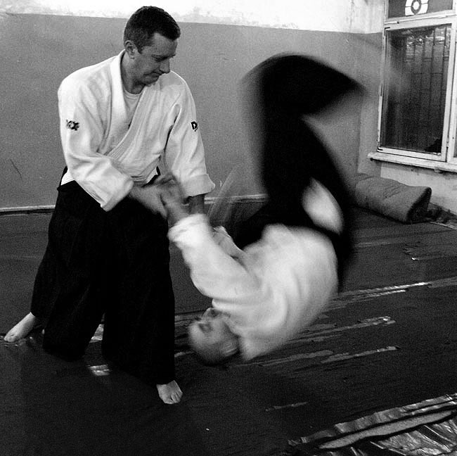© Dr. Harout Tanielian - Aikido