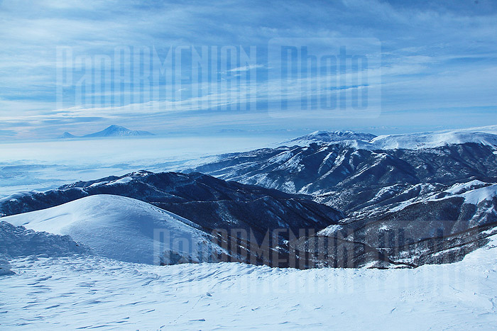 © Davit Hakobyan - View from Tsakhkadzor ropeway © PanARMENIAN Photo