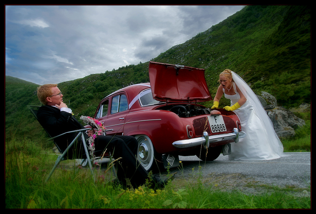 © Gunnar Thorsen jr. - Honeymoon Brake (down)