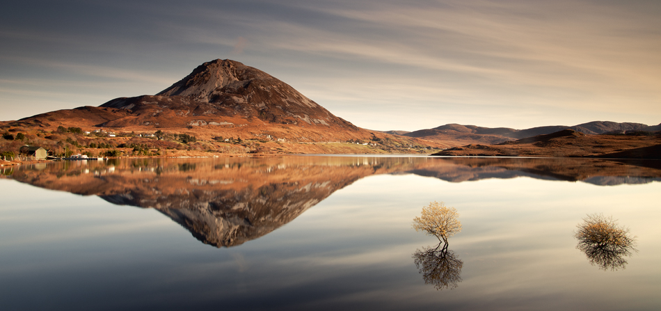 © Gary McParland - Reflections of Errigal