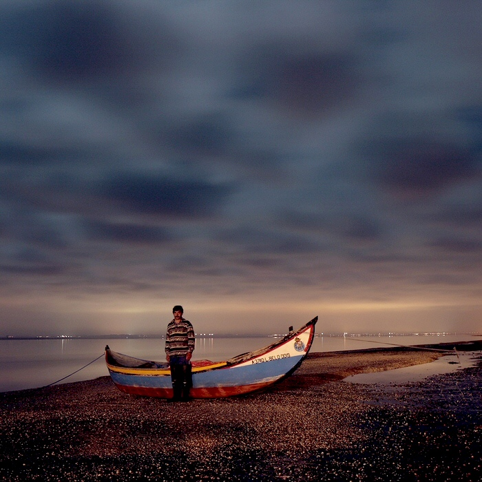 © F. Monteiro - The fisherman