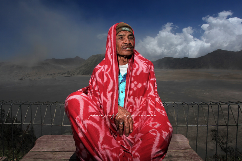 © perak man - Face of Mount Bromo II