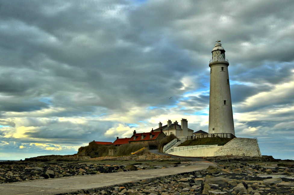 © sophie-marie whaley - St Mary's Lighthouse