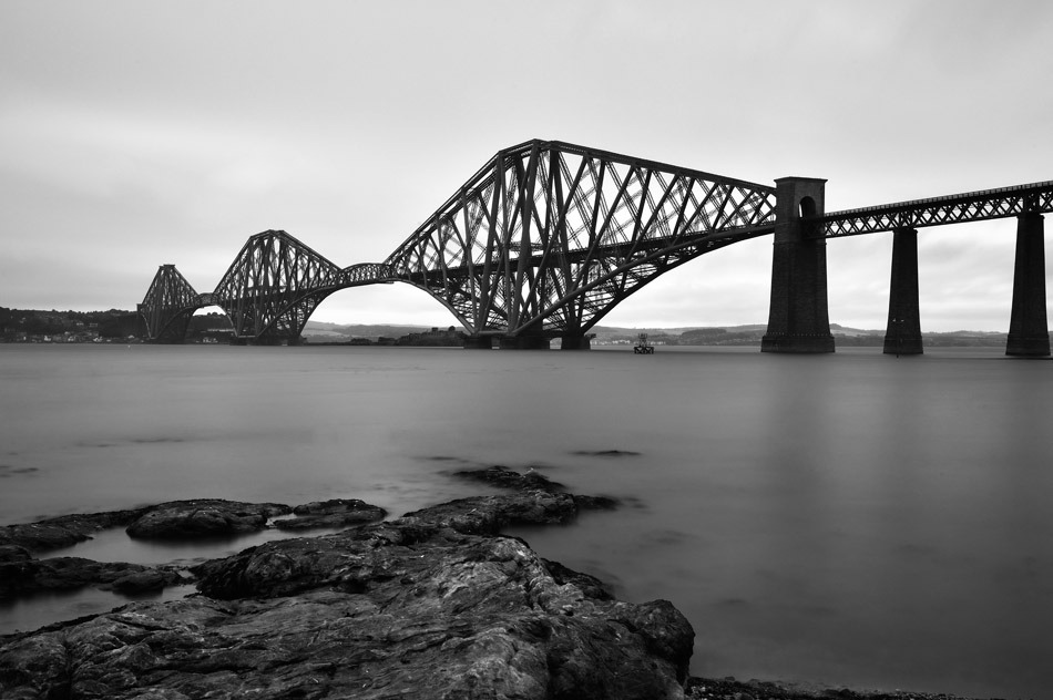 © Svein Wiiger Olsen - Firth of Forth Bridge Long Exposure
