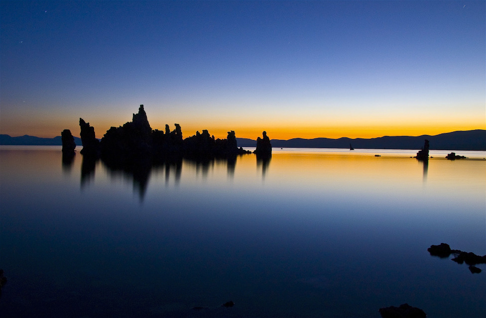 © Roberto Moreira - dawn~ Mono Lake